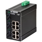 11 Port Industrial Ethernet Switch
