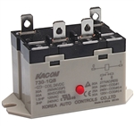 Kacon 730-1QB-220VAC Electro Mechanical Power Relay, Panel Mount