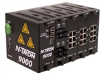 N-Tron Backplane and 4-Slot Chassis - 9000BP