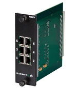 N-Tron 6 Port Modular Industrial Ethernet Switch - 9006TX