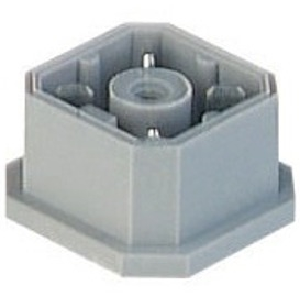 G 4 A 1 M Gray Industrial Connector