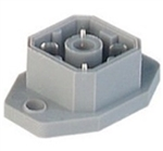 G 4 A 5 M Gray Industrial Connector