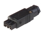 STAK 3N Black Industrial Connector