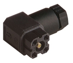Black G4W1F 4 Pole Connector