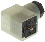 Hirschmann Solenoid Connector Form A For Pressure Switch