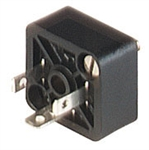 Hirschmann Form C Male Solenoid Connector