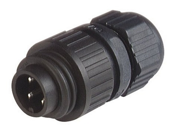 CA3 LS 3 Pin Circular Connector