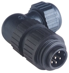 6 Pin CA6 W LS Circular Connector