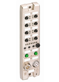 Lumberg Automation Ethernet Active M12 Distribution Block