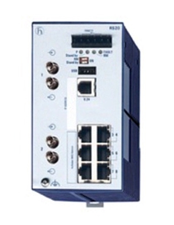RS20-0800M4M4SDAE Managed Switch