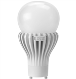 Kobi Electric A21-100-30-GU24 18W A21 GU24 LED Light, 3000K, 120V