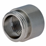 Sealcon Nickel Plated Brass Threaded Adapter