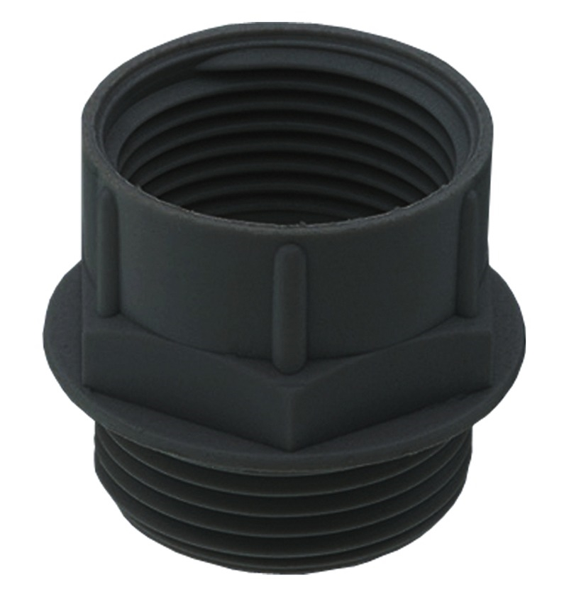 Sealcon pg to quot npt adapter ag bk