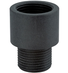 Threaded Nylon Plastic Adapter
