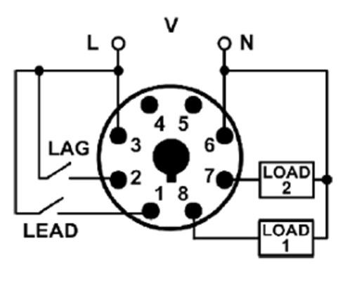 Pin Volt Relay Wiring Diagram on 8 pin ice cube relay wiring diagram, 8 pin relay pinout diagram, 8 pin relay socket diagram,