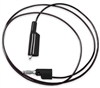 Mueller BU-2030-A-36-0 Alligator Clip to Banana Plug Test Lead