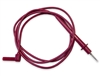 Mueller BU-2241-D-48-2 Test Prod to Right Angle Banana Plug Test Lead