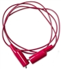 Mueller BU-3030-A-60-2 Insulated Alligator Clip Test Lead