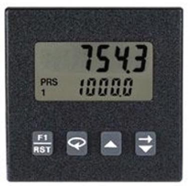 Red Lion C48CD002 Panel Meter Standard Counter AC