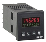 Red Lion C48TD112 Panel Meter, Dual Preset Timer