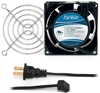 CAB700 80 mm 120V Cooling Fan Kit