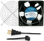 CAB702 120 mm 120V Cooling Fan Kit