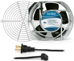 CAB707 172 mm 120V Cooling Fan Kit