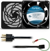 CAB801 80 mm 230V Cooling Fan Kit
