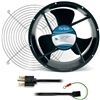 CAB806 254 mm 230V Cooling Fan Kit