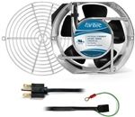 CAB807 172 mm 230V Cooling Fan Kit