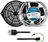 CAB808 172 mm 230V Cooling Fan Kit