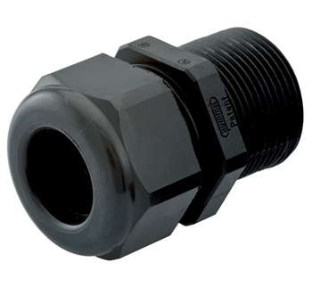 Elongated CD07CA-BK Sealcon Cable Gland