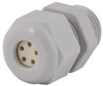 Sealcon CD09A3-GY Dome Strain Relief Fitting