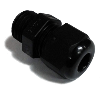 CD12MA-BK Cable Gland with Standard Insert