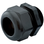 Standard Insert NPT Size Black Cable Gland