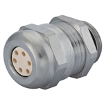 Sealcon CD16M6-BR Brass Cable Gland