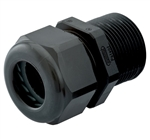Sealcon CD17DR-BK M16 Black Nylon Cable Gland