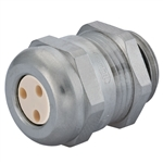 CD20M5-BR Cable Gland with 3 Hole Insert