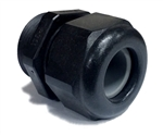 Hummel 1.209.2101.15 PG 21 Black Nylon Cable Gland