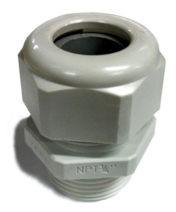 Sealcon CD21NR-GY PG 21 NPT Strain Relief