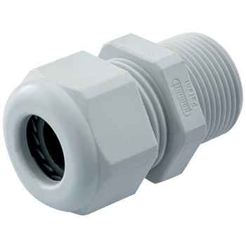 CD63DR-GY M63 Elongated Strain Relief Cable Gland