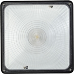 Spring Lighting Group 45W LED Canopy Light, 5000K, 120-277V