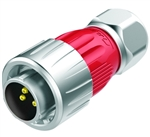 Cnlinko DH-20 Series 3 Pin Male Power Plug