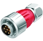 Cnlinko DH-20 Series 7 Pin Male Power Plug