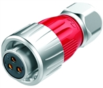 Cnlinko DH-20 Series 3 Pin Female Power Plug