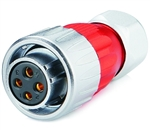 Cnlinko DH-20 Series 4 Pin Female Power Plug