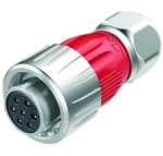Cnlinko DH-20 Series 7 Pin Female Power Plug