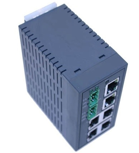 Mencom E45UM-6 6 Port Fast Ethernet Switch