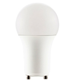 Euri Lighting 9.5W A19 LED Light, 3000K
