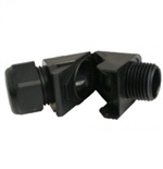 Sealcon PG 13 / 13.5 Cable Gland ED13AR-BK